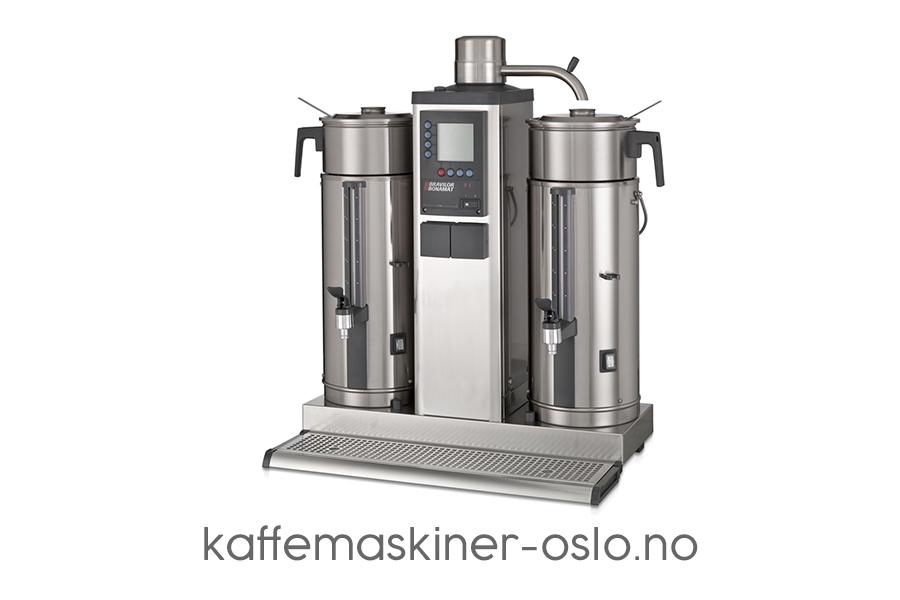 Bravilor Bonamat round filter coffee machine