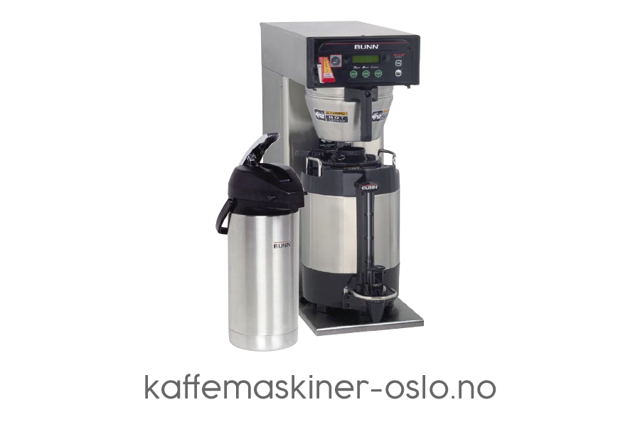 Bunn ICBA Coffee brewer service Oslo