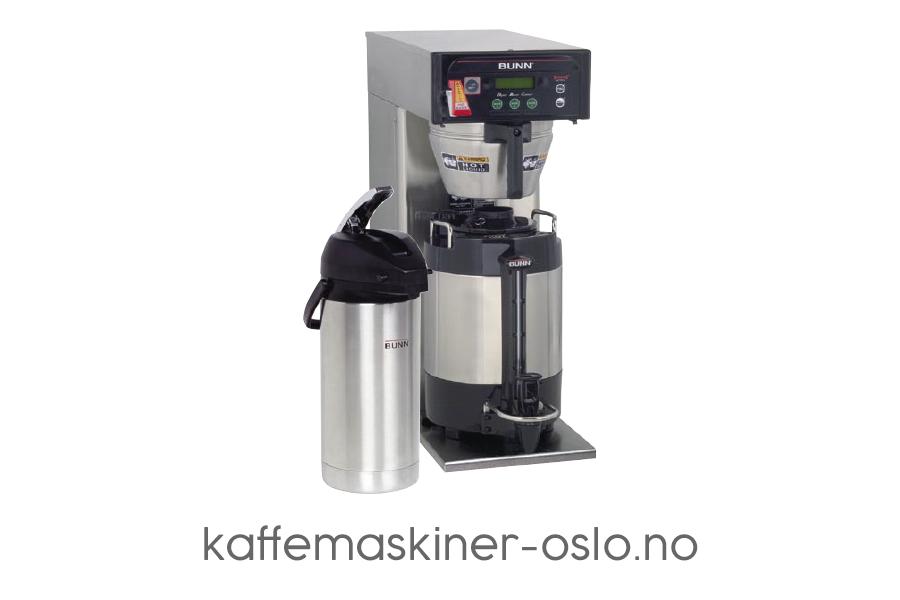 Kaffebrugger Bunn ICBA service