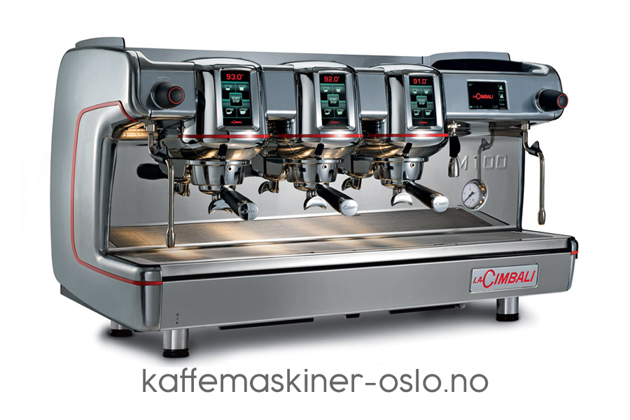 La Cimbali M100 kaffemaskiner Oslo