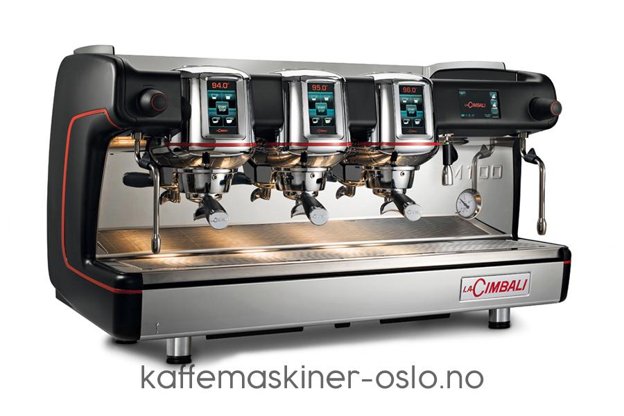 La Cimbali M100 kaffemaskiner service