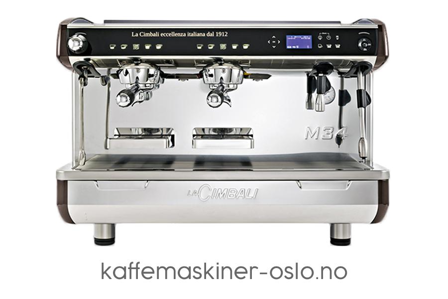 La Cimbali M34 DT2VA kaffemaskiner Oslo