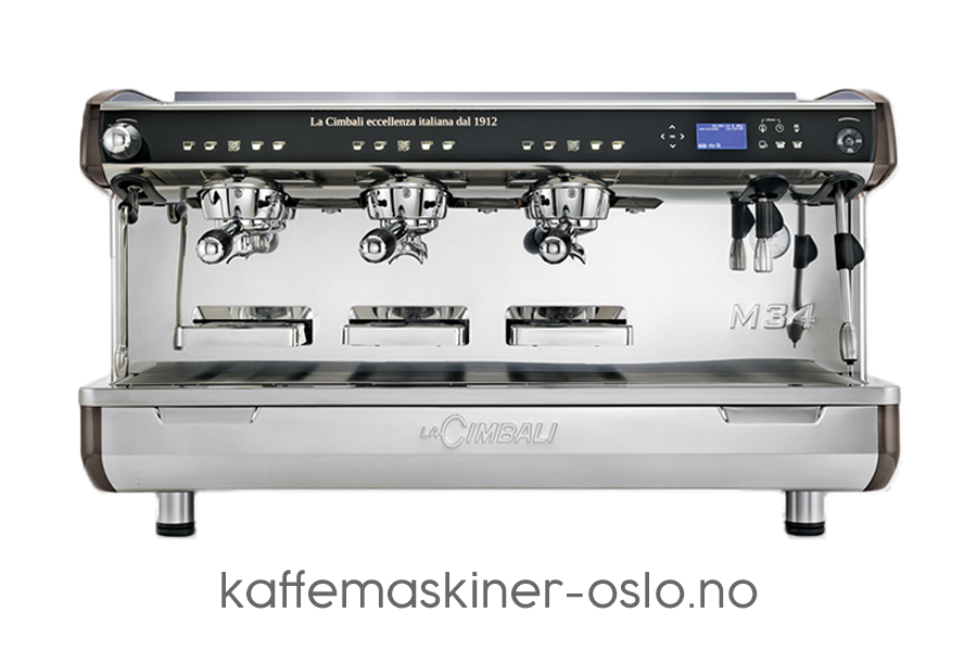 La Cimbali M34 DT3VA kaffemaskiner service Oslo