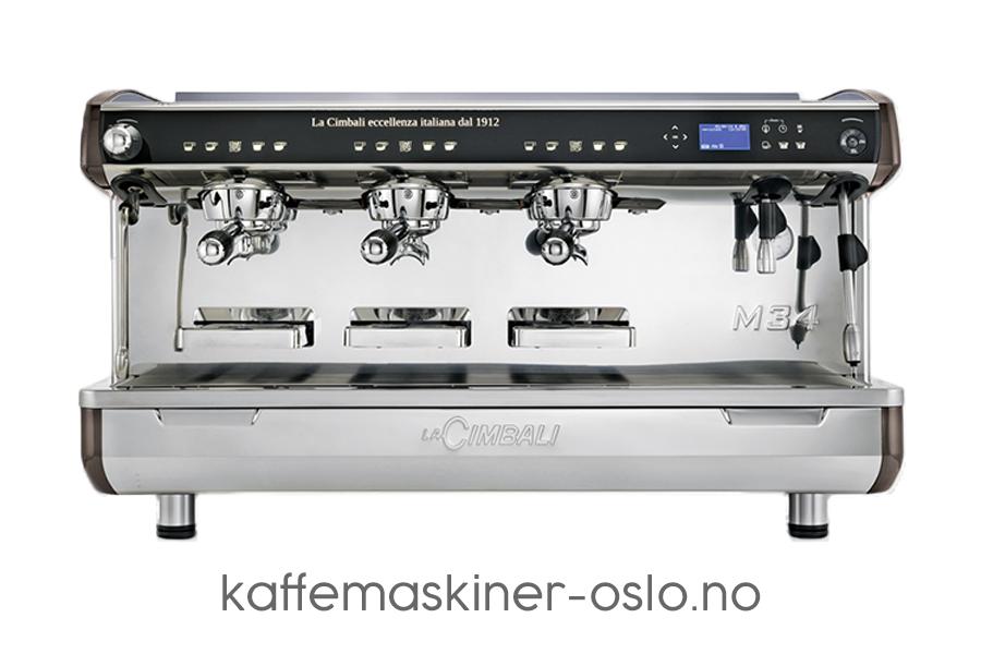 La Cimbali M34 Oslo DT3VA kaffemaskiner service