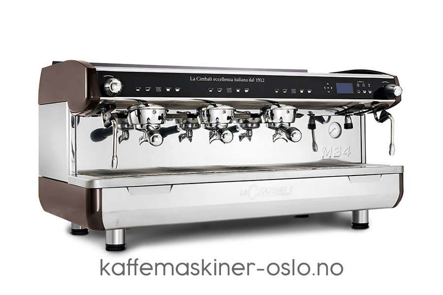 La Cimbali M34 kaffemaskiner service Oslo