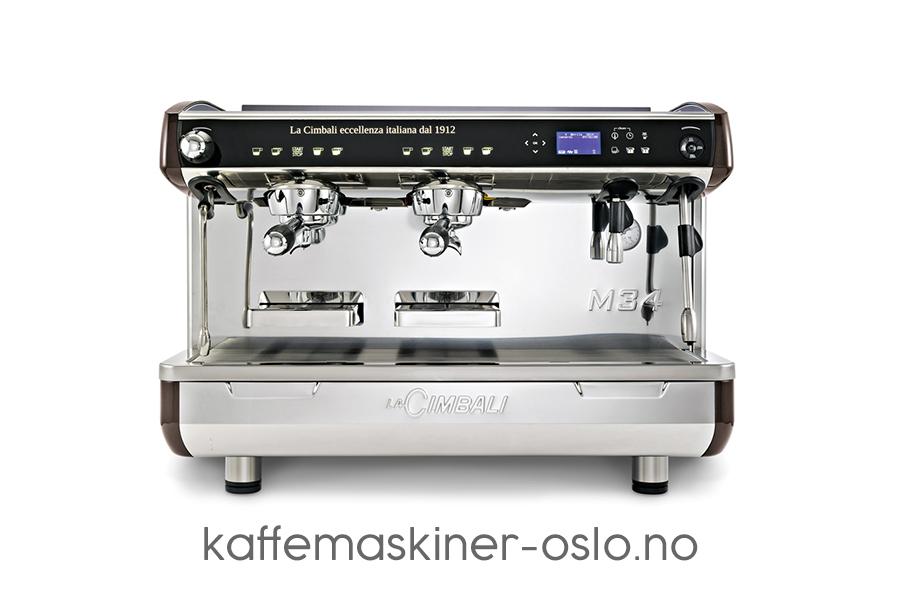 La Cimbali M34 kaffemaskiner service