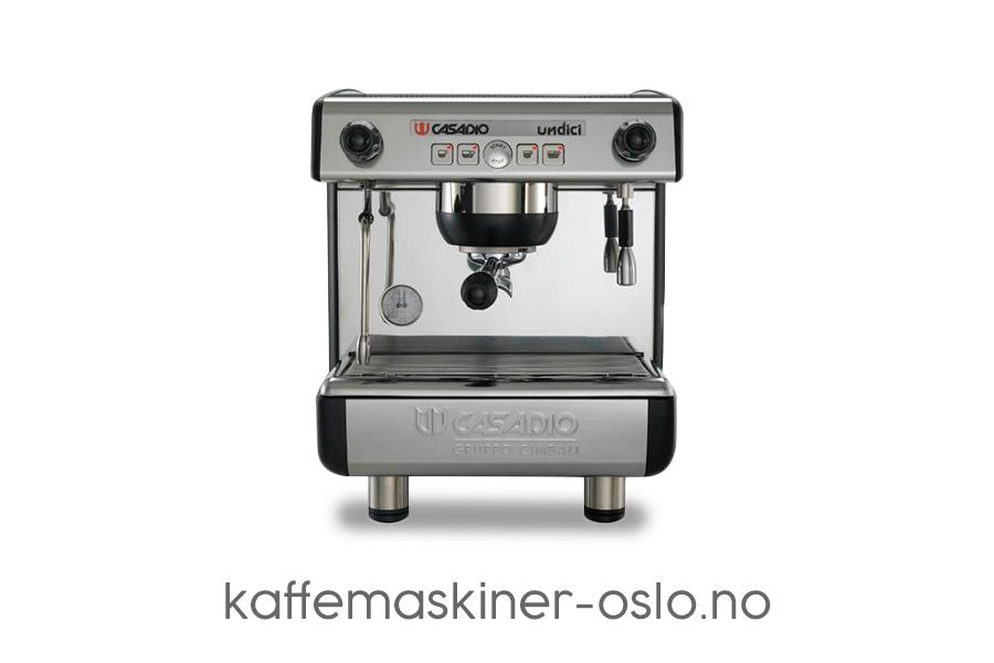 Undici A1 espressomaskin Oslo