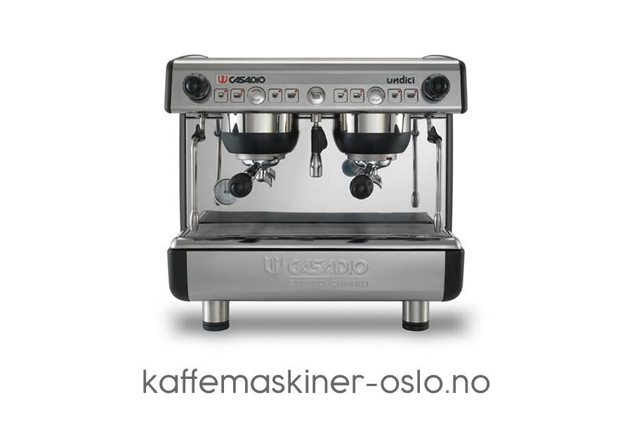 Undici A2 compact Oslo service