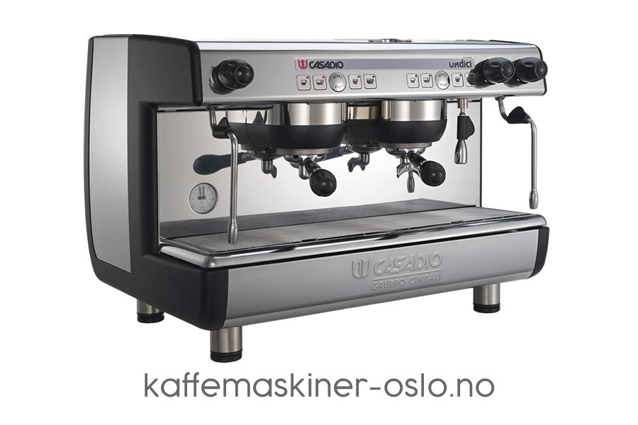 Undici espressomaskin service
