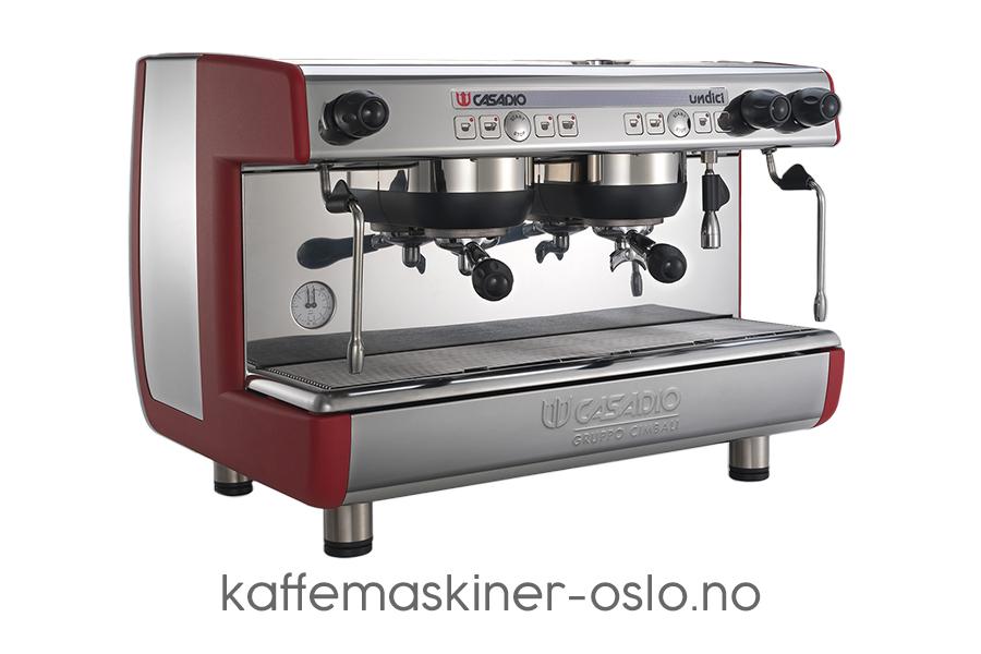 Undici espressomaskin