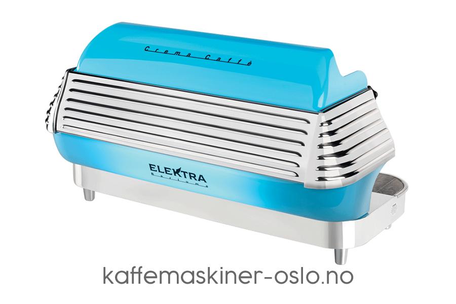 Elektra Barlume kaffemaskiner Oslo