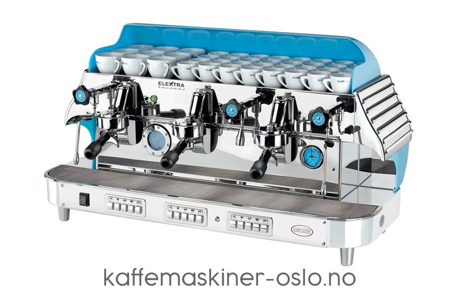 Elektra Barlume kaffemaskiner service Oslo