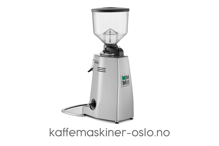 Kaffekvern Mazzer Major for grocery Oslo