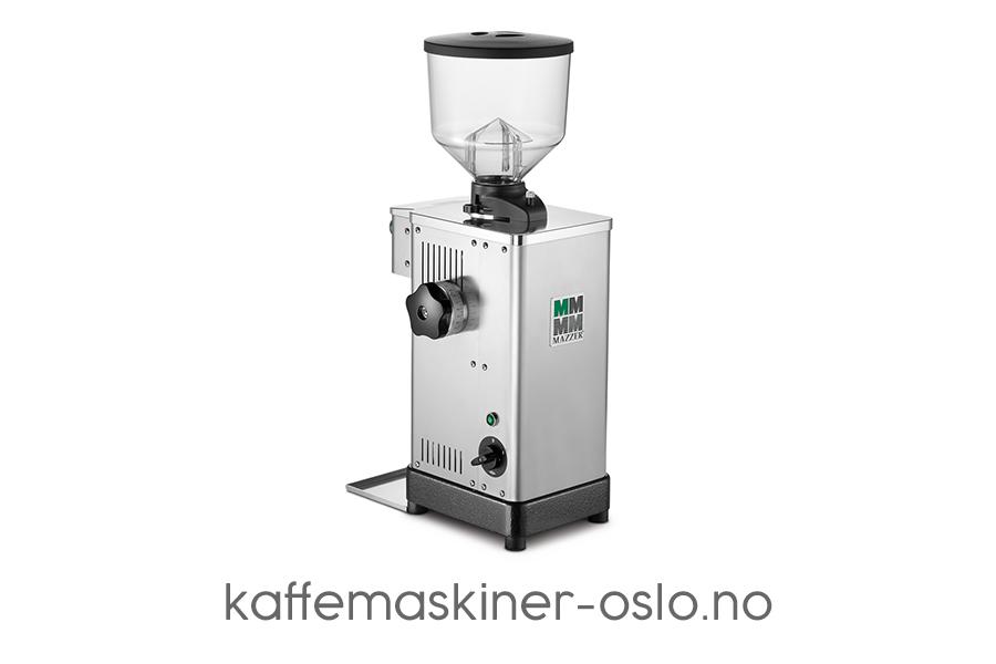 Kaffemøller Mazzer DR 100 service Oslo