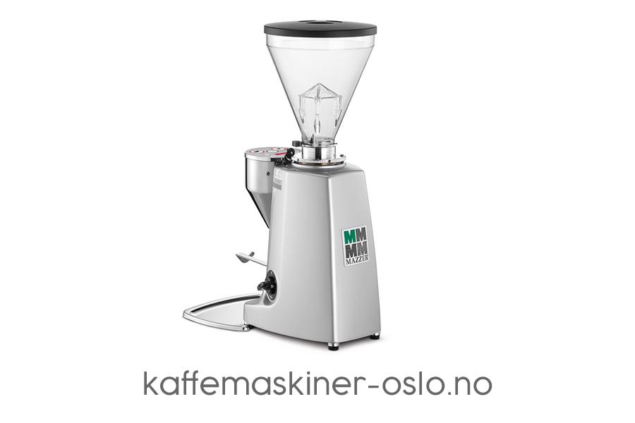 Espressokverner Mazzer Super Jolly Electronic service Oslo