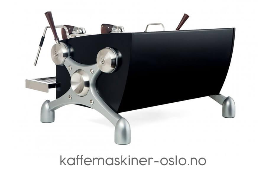 Kaffemaskiner 2 grupp Oslo