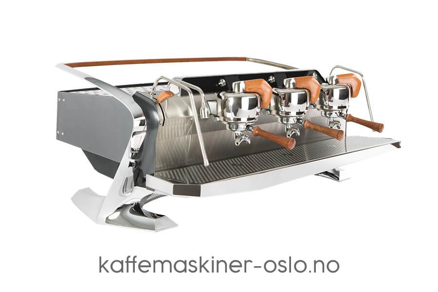 Kaffemaskiner Steam LPХ Oslo