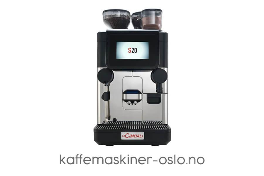 kaffemaskiner La Cimbali S20 Oslo